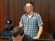 Rozpoczął się proces Łukasza C. oskarżonego o pobicie ze skutkiem śmiertelnym
