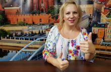 Ludmiła Zawadzka - opłaca się śpiewać na Politechnice