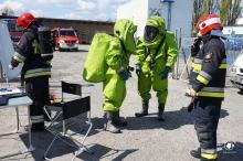 Brakuje strażaków specjalistów. Komenda Miejska PSP ogłosiła nabór do służby