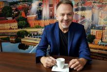 Jarosław Wasik - jesień w Muzeum Polskiej Piosenki zapowiada się ciekawie