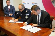 Nowy komisariat policji może powstać w Kolonii Gosławickiej. Podpisano list intencyjny