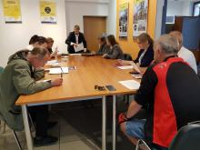 """Trwa pierwsze posiedzenie Komisji """"Troska i Solidarność"""""""