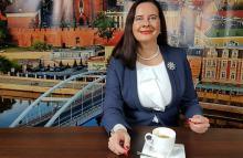"""Violetta Porowska - nie będzie """"królika z kapelusza"""" na finiszu kampanii"""
