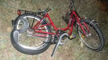 Busem potrącił rowerzystę i uciekł z miejsca zdarzenia
