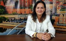 Barbara Kamińska - kandyduję dla miasta, a nie dla siebie