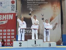 Kolejne sukcesy drużyn klubu Champion i Opolskiego Klubu Karate Kyokushin