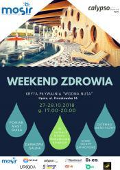 """Zdrowy """"weekend"""" na pływalni Wodna Nuta"""