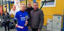 <i>( Zakład Komunalny wygrał III Turniej Piłki Nożnej z okazji Święta Niepodległości o Puchar Dyrektora MOSIR)</i>