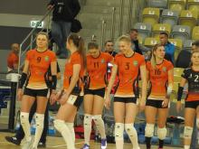 Mecz siatkówki Uni Opole - Mazovia Warszawa