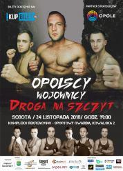 III Gala Sztuk Walki - Opolscy Wojownicy. Droga na Szczyt. Wygraj bilety - wyniki