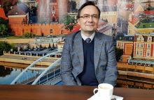 """Bartłomiej Horaczuk - drogowcy rozpoczęli już akcję """"zima"""""""