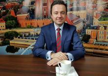 Piotr Mielec - o ogólnopolskim sukcesie zamku w Mosznej
