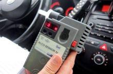 Ponad 2 promile alkoholu w organizmie i policjanci na trasie jazdy
