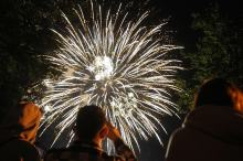 Koalicja Obywatelska nie chce pokazu pirotechnicznego w noc Sylwestrową