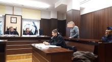 """Michał K. pseudonim """"Pasek"""" stanął dziś przed Sądem Okręgowym w Opolu"""