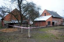 Kolejne ciało w Ciecierzynie ! Policja ustala przyczyny śmierci jednego ze świadków w sprawie
