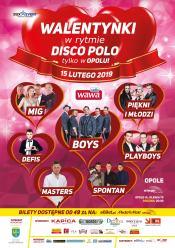 II edycja Walentynek w rytmie Disco Polo już w lutym w Opolu