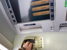Uważajmy na QR kody na bankomatach