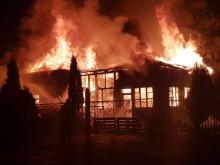 Strażacy kilkanaście razy interweniowali w noc sylwestrową
