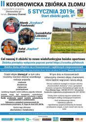 Już jutro wielka zbiórka złomu w Kosorowicach. Gośćmi specjalnymi gwiazdy programu Złomowisko.pl