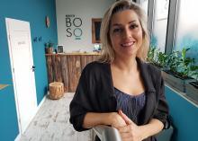 Katarzyna Burzyńska - floating pomaga się zrelaksować a nawet schudnąć
