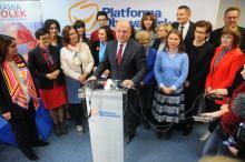 Posłanki Platformy Obywatelskiej rozpoczynają cykl spotkań z Polkami