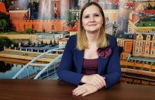 Małgorzata Stelnicka - do lipca nie będzie większych utrudnień przy Opolu Wschodnim