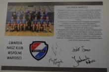 """Gwardia Opole to coś więcej niż klub. Zawodnicy podpisali """"Deklarację Wartości"""""""