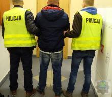 Poszukiwany Europejskim Nakazem Aresztowania w rękach głubczyckich kryminalnych