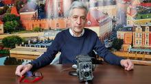 """Krzysztof Świderski - """"portfolio"""", czyli wystawa w 50 lat od publikacji pierwszego zdjęcia"""