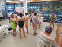 Kryta pływalnia Wodna Nuta w dzień kobiet zamieni się w energiczne SPA dla pań