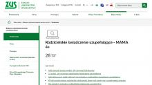 Opolski ZUS: prawie 700 wniosków z programu Mama 4+