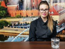 Sabina Baraniewicz-Kotasińska - Będę badać smart cities na Uniwersytecie Kalifornijskim w Berkeley