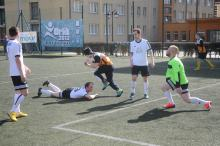Ruszyła kolejna edycja Opolskiej Ligi Orlika