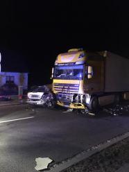 Śmiertelny wypadek na trasie Kluczbork-Olesno