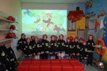 W Niemodlinie otworzono salę edukacyjną Straży Pożarnej z prawdziwego zdarzenia!