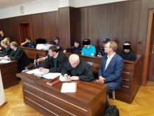 Czterech mężczyzn oskarżanych o pobicie ze skutkiem śmiertelnym stanęło dziś przed sądem