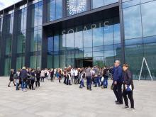 Możemy już parkować i robić zakupy w nowej części galerii Solaris Center
