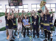 Opole nadal najlepsze w akademickiej siatkówce