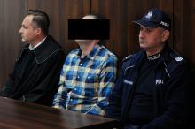 Bułgar, sprawca śmiertelnego wypadku z Ozimskiej stanął dziś przed sądem