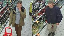 Ukradli i uciekli - policja publikuje ich wizerunki