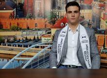 Łukasz Dziarmaga - Mister Opolszczyzny 2019