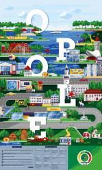 Stowarzyszenie Opak prezentuje oryginalny przewodnik po Opolu