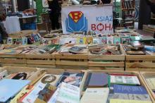 Dają książkom drugie życie, by pomóc dzieciom. Już jutro kiermasz książek na Placu Wolności
