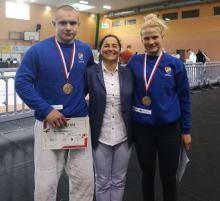 Judocy z Opola wracają z brązowymi medalami Pucharu Polski w Pile