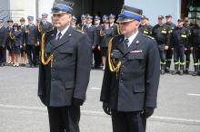 Państwowa Straż Pożarna w Opolu ma nowego komendanta. Został nim bryg. Leszek Koksanowicz