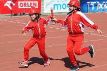 Na stadionie przy ul. Sosnkowskiego rozegrano miejskie zawody sportowo-pożarnicze