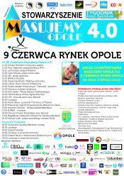 """W najbliższą niedziele odbędzie się akcja charytatywna """"Masujemy Opole"""""""