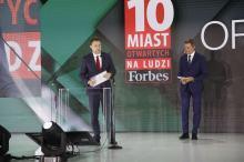 Opole wśród 10 najbardziej Otwartych Miast na Ludzi w rankingu Forbes'a