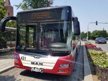 Zderzenie autobusów na Piastowskiej zablokowało ruch na godzinę